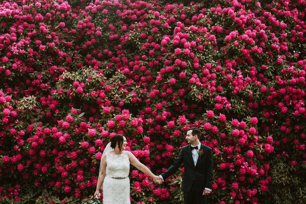 wedding at lalla flower farm