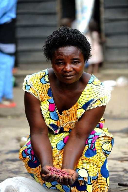Rebecca Masika Katsuva, Photo by Fiona Lloyd-Davies©