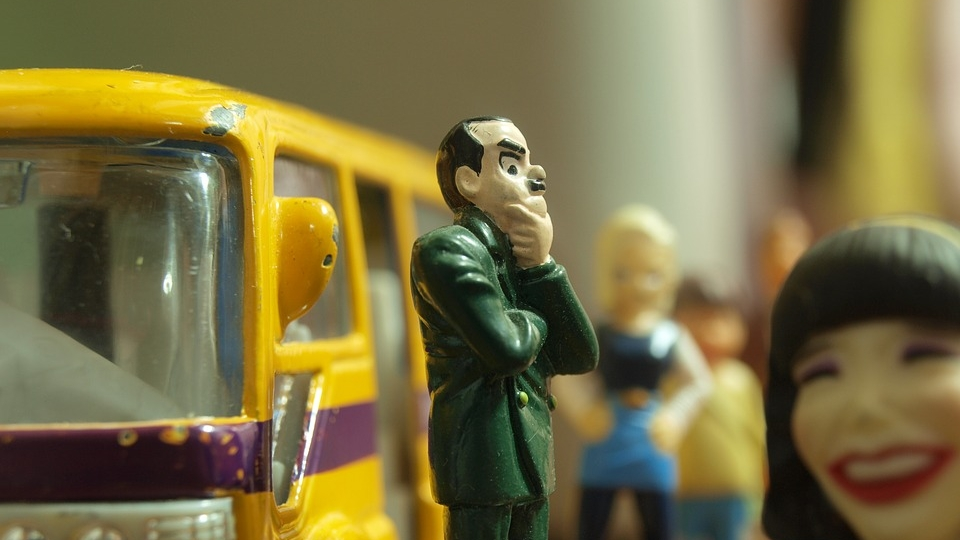 Public Transport Musings