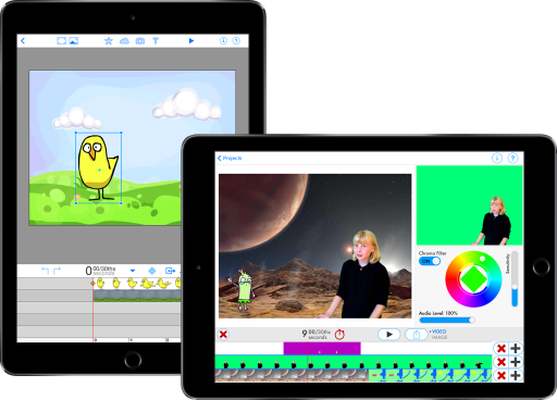 Do Ink is the leading provider of Educational Creation Apps for learning & expression on the iPad and iPhone.