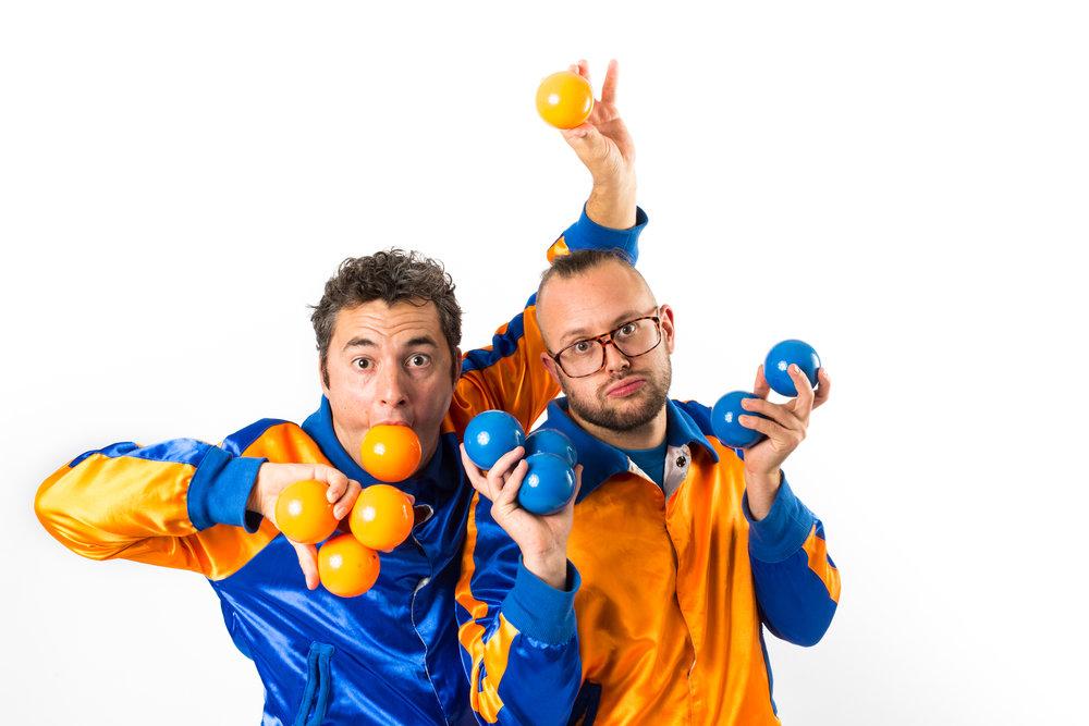 Flying Bazazi Brothers