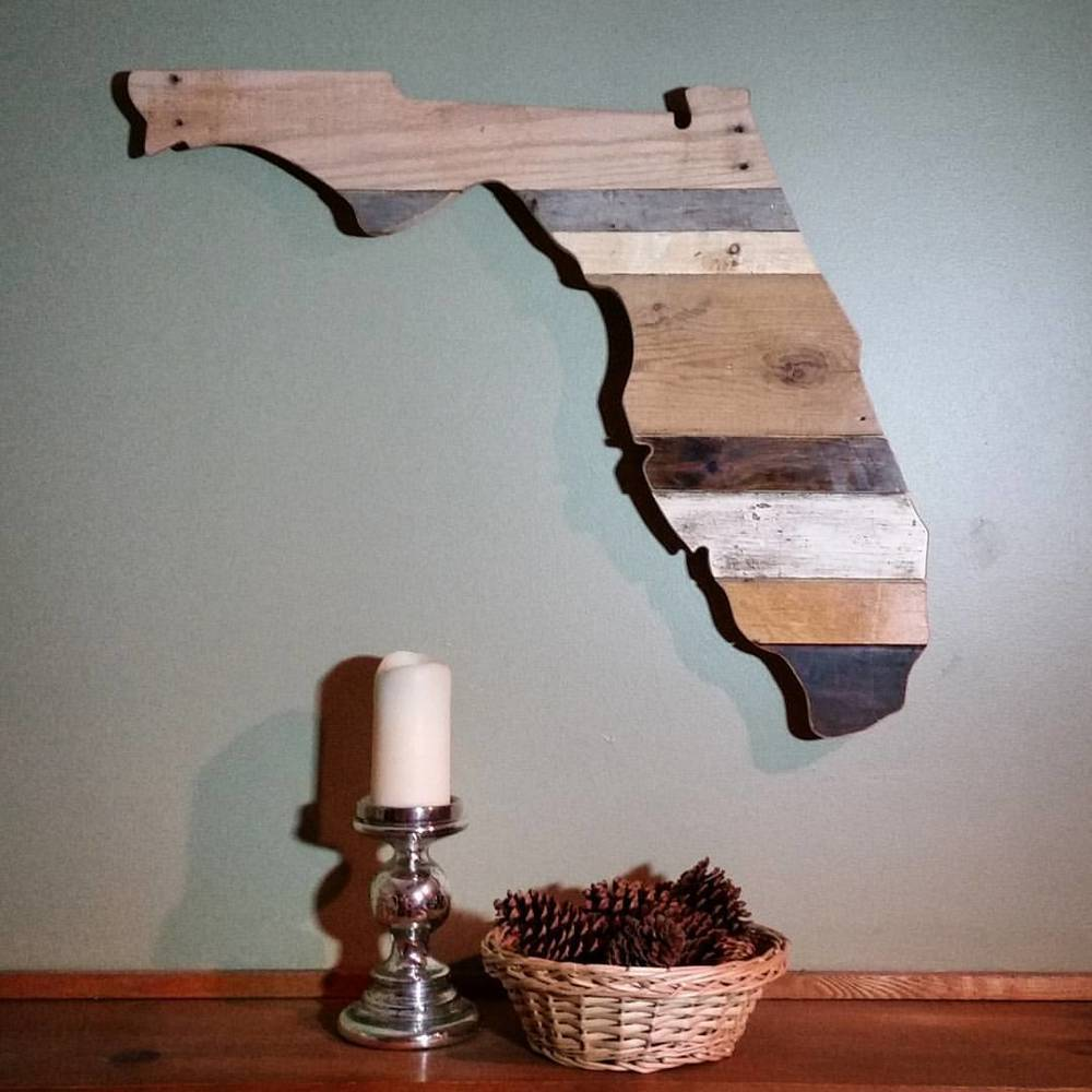 Rustic Florida. Reclaimed Wood Florida