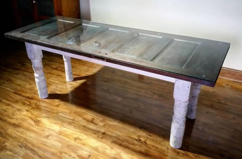 Antique Door Tables & Antique Door Tables \u2014 Bear Wood Company