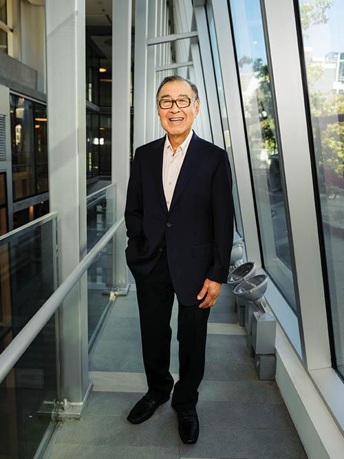 著名地產商、慈善家Robert H Lee