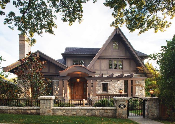 John Henshaw和Joy Chao在溫哥華建築設計的作品