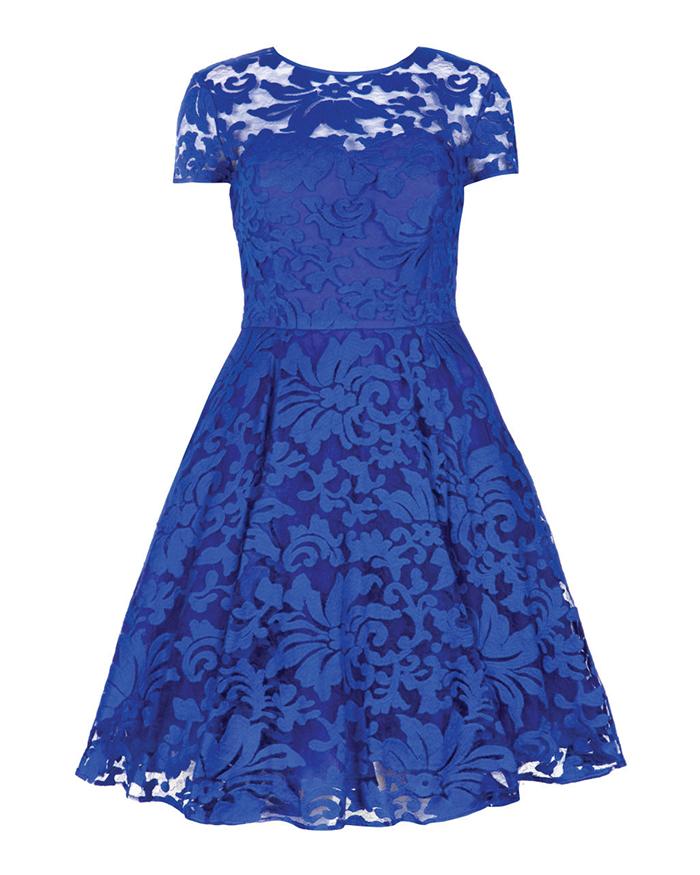 Ted Baker Caree Sheer Floral Dress 泰德.貝克印花連衣裙 US$448
