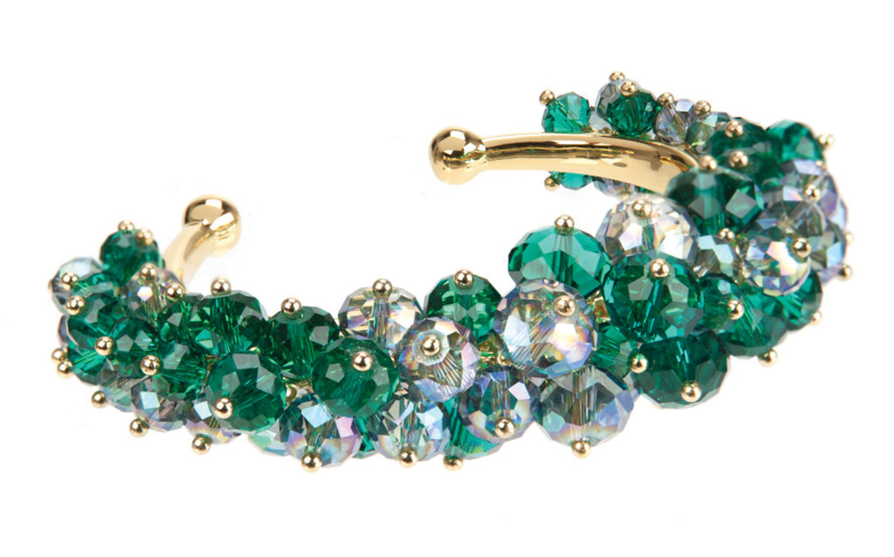 Ted Baker Janette Beaded Cluster Cuff 泰德.貝克手環 US$99