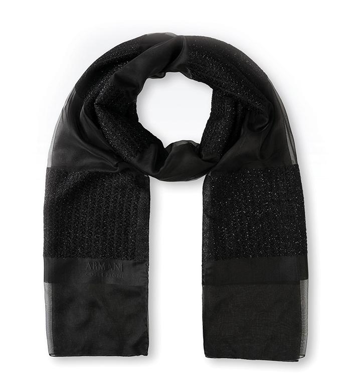 Armani Collezioni Silk Blend Wrap  阿瑪尼圍巾  US$545