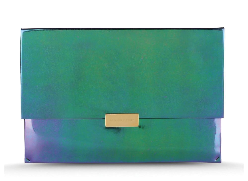 Stella Mc Cartney Paper Beckett Envelope Clutch 斯特拉.麥卡特尼信封型手包 US$770