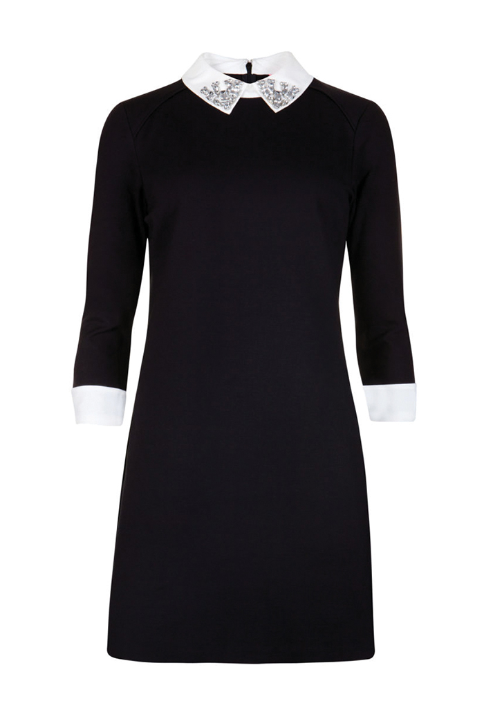 Ted Baker Eelah Embellished Collar Dress 泰德.貝克連衣裙 US$248
