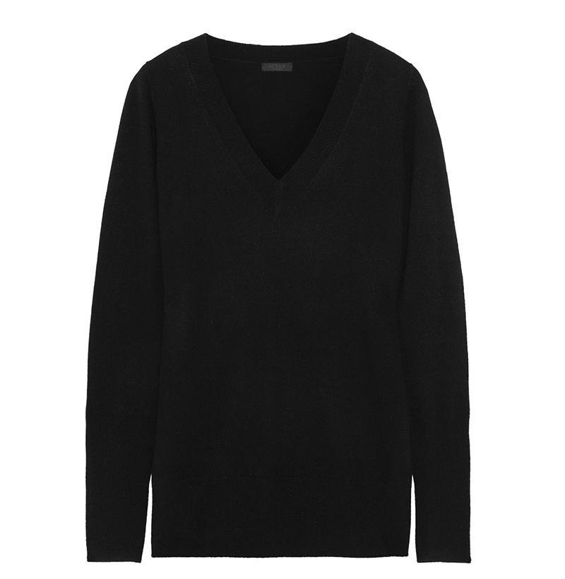 JCrew Merino Sweater 羊毛V領上衣 US$93.50