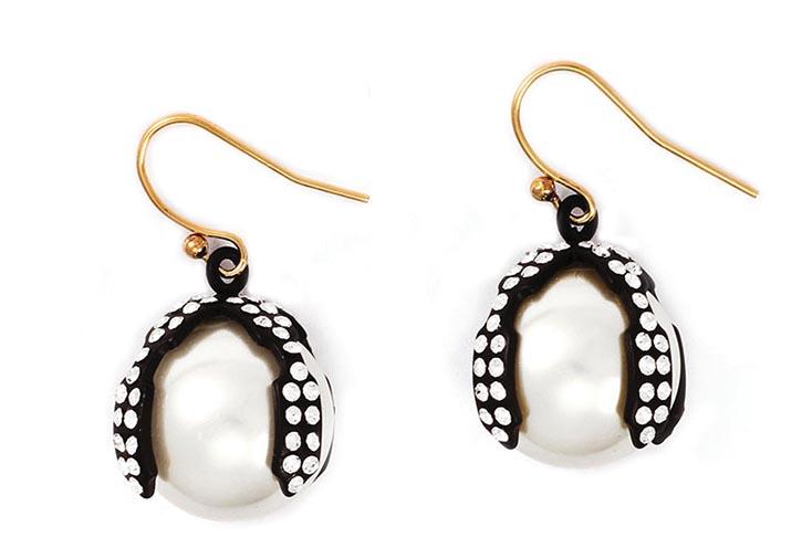Lulu Frost New Decade Earrings  露露.弗羅斯特耳環  US$215