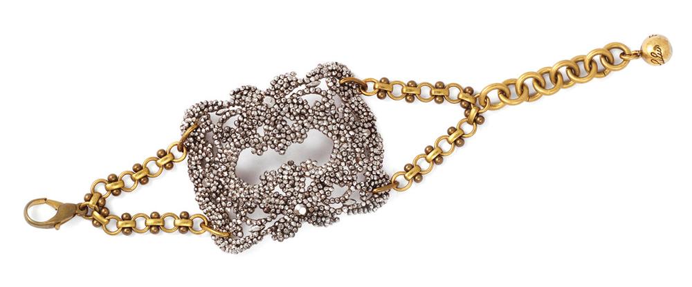 Lulu Frost New Beacon Bracelet 露露.弗羅斯特手鍊 US$275