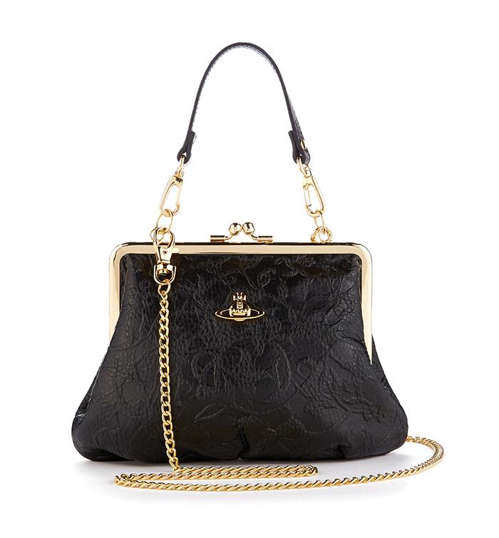 Vivienne Westwood Hanover Bag 薇薇安.威斯特伍德手袋 US$360
