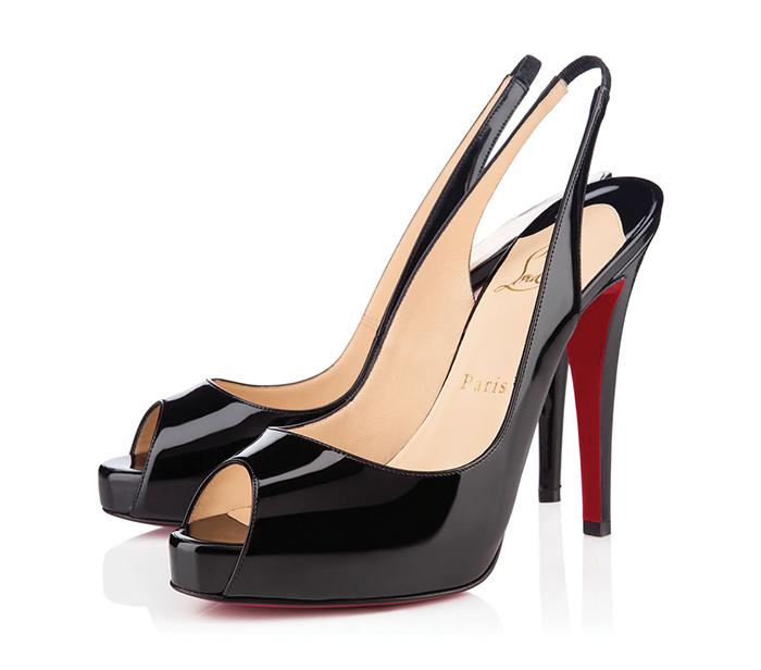Christian Louboutin Shoes 克里斯提.魯布托高跟涼鞋 US$845