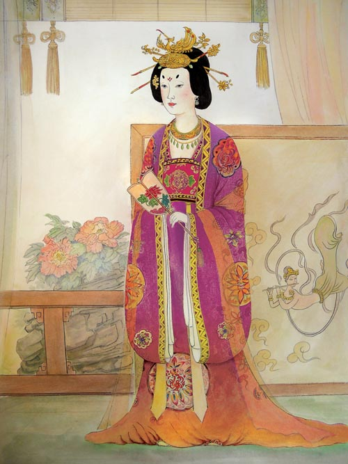 Empress Zhangsun-The Lily who Refused to be Guilded.jpg