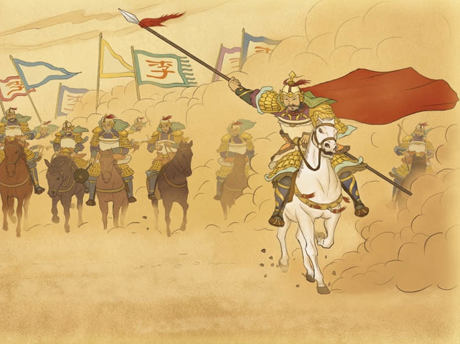 Resultado de imagen de Li Jing