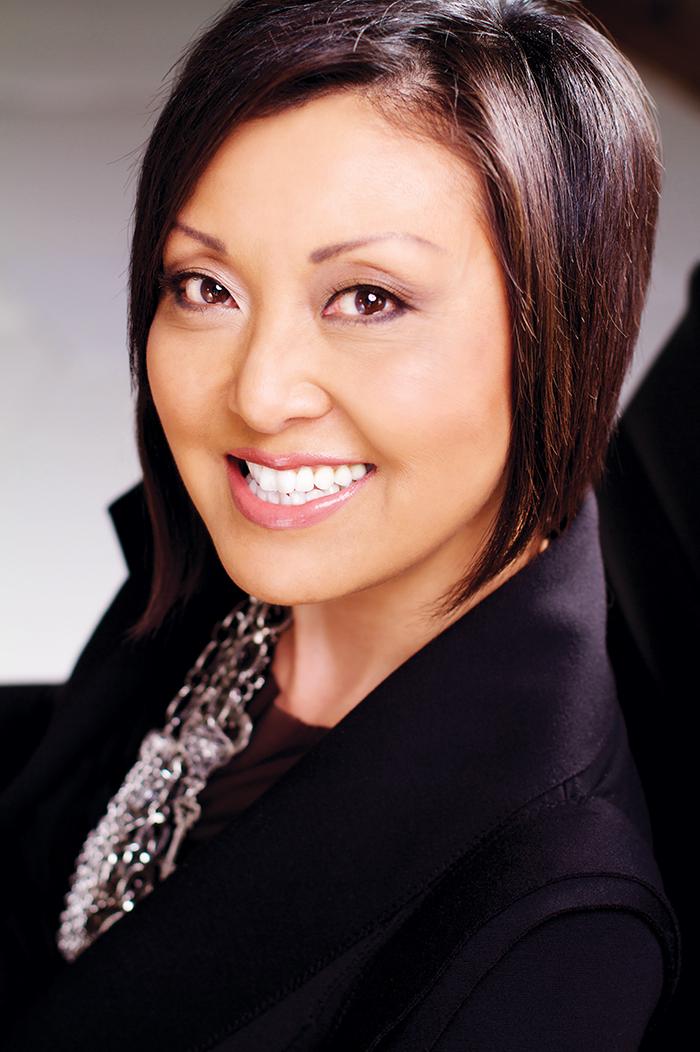 多倫多時裝孵化器(TFI)CEO,Susan Langdon,加拿大新人設計師的導師和伯樂。
