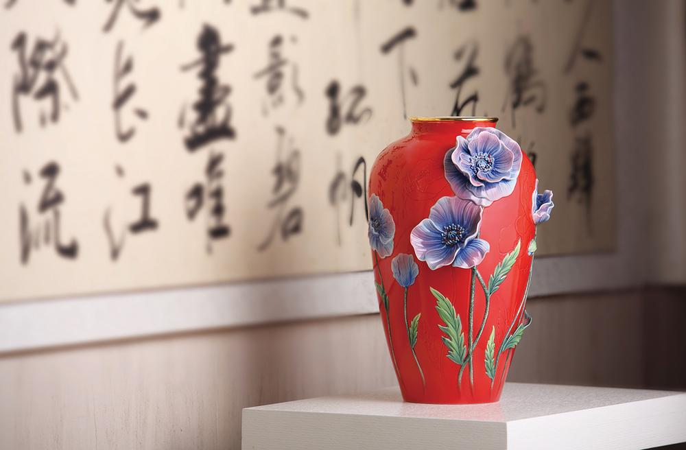 「風采紅樓夢」之王熙鳳罌粟瓷瓶