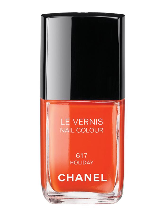 Chanel Le Vernis Holiday Nail Colour 香奈兒甲油 $28