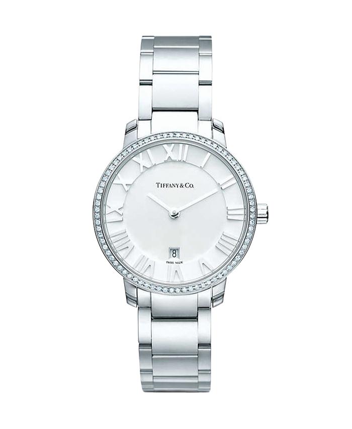Tiffany Dome Watch 蒂芙尼腕錶 $8,450