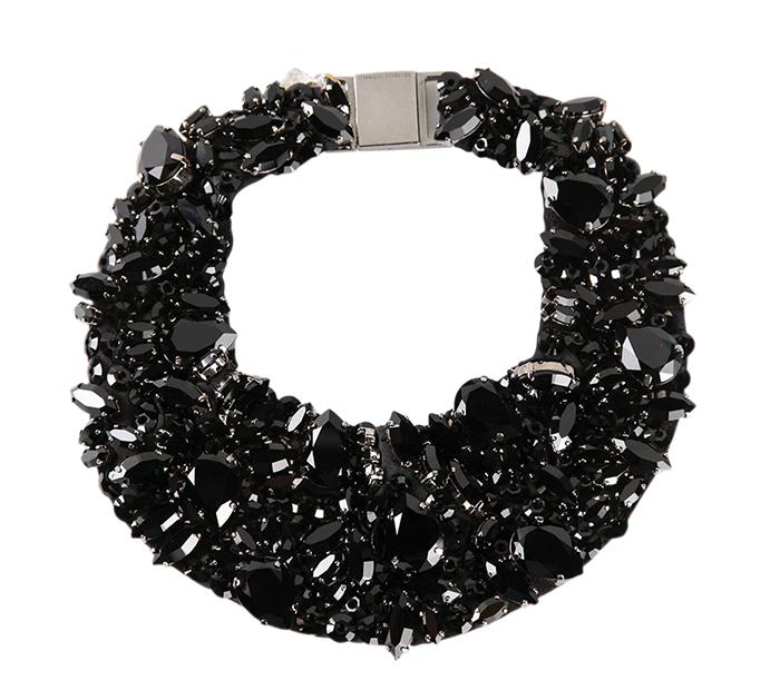 Brunello Cucinelli Swarovski Crystal Necklace 布魯奈羅.庫奇內利施華洛項鏈 $3,103