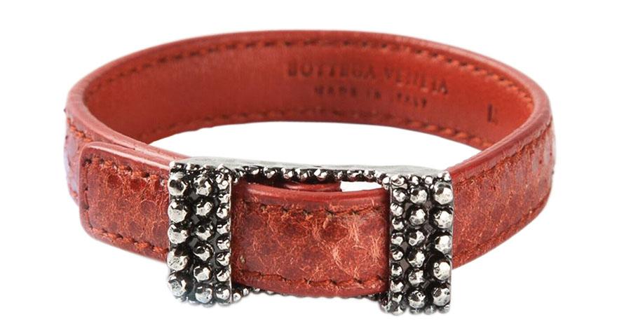 Bottega Veneta Buckled Bracelet 寶緹嘉手鏈 $265