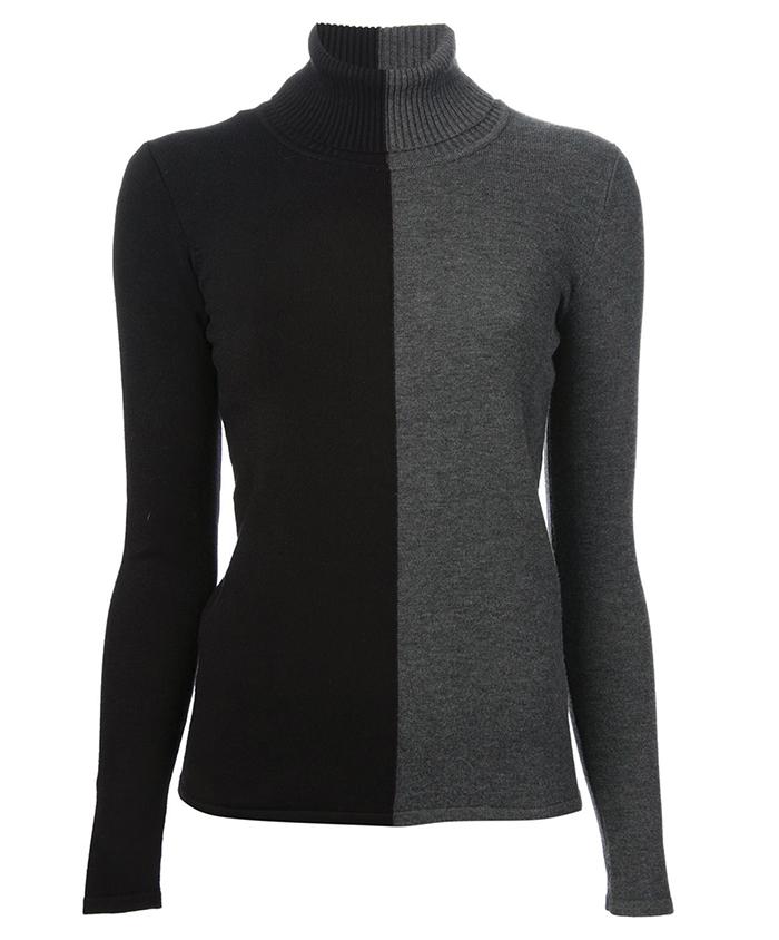Fendi Bi-colour Sweater 芬迪雙色外套 $732