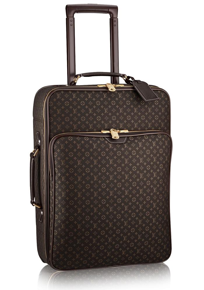 Louis Vuitton Pégase 55 Monogram Rolling Luggage 路易.威登行李箱 $3,950