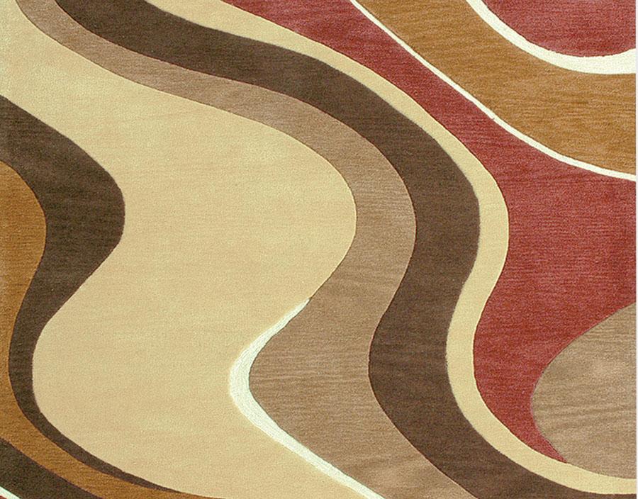 Bed Bath & Beyond Loloi Rugs Kayley Rug ,    5'x7.6', $399   流暢的曲線,如水流般慢慢融合了色彩,讓整個空間隨之驛動起來。    At Bed Bath & Beyond, 604 904 1118       bedbathandbeyond.ca