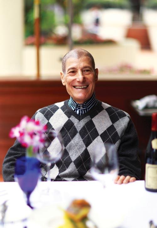 餐廳創始人Don Francesco