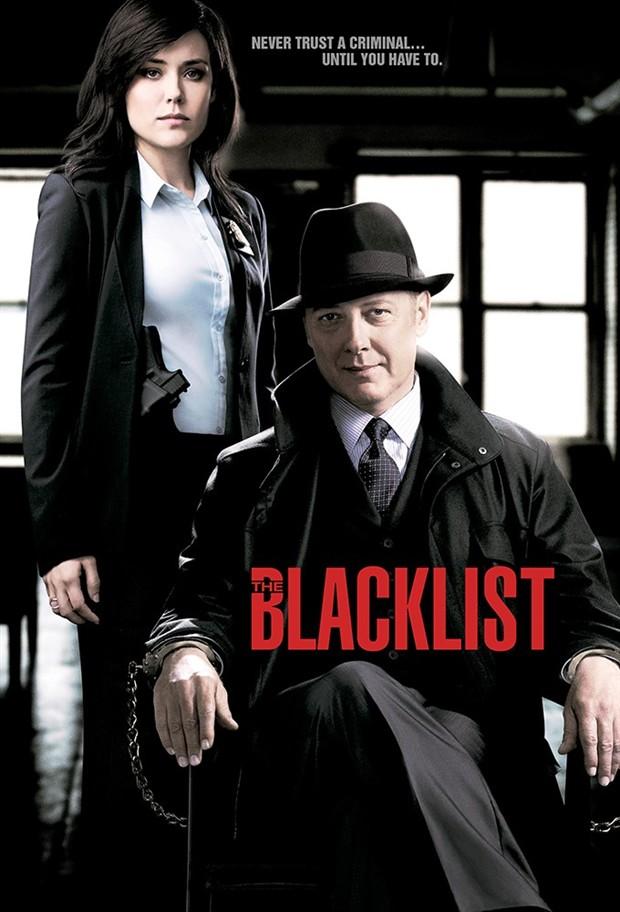 NBC《黑名單》海報