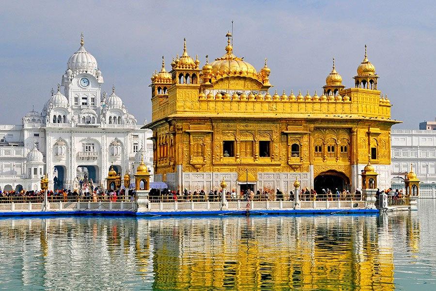 金廟 - 位於印度阿姆利則,建於1601年
