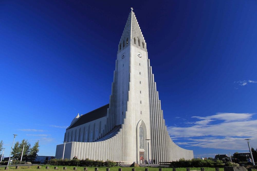 雷克雅未克大教堂 - 位於冰島雷克雅未克大教堂,始建於1945年