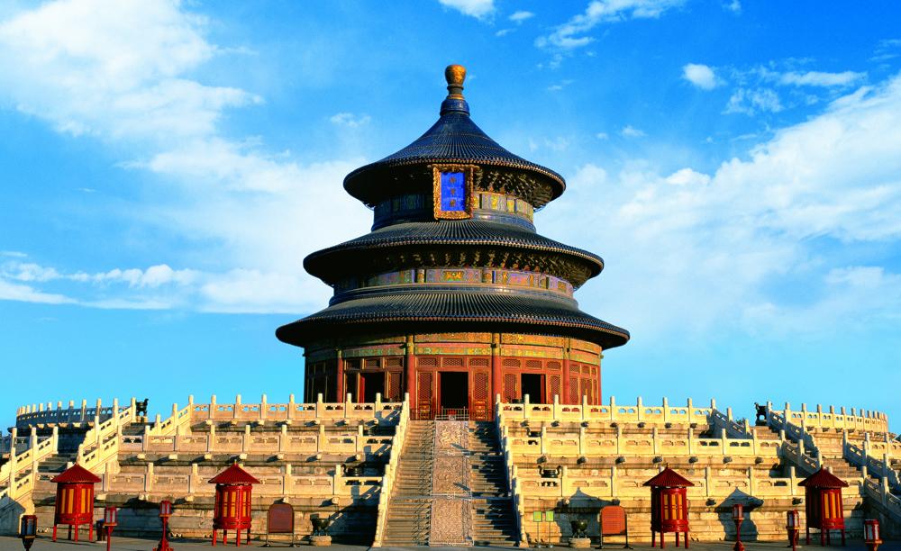 天壇 - 中國北京,始建於1420年