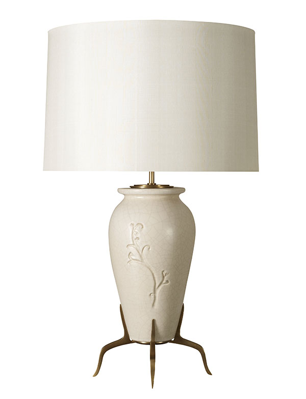 Baker Pagoda Table Lamp 瓷瓶檯燈, Price Upon Request broughaminteriors.com, 604 736 8822