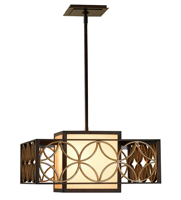Feiss The Remy Collection 2 - Light Shade Pendant 中世紀風格吊燈, Price Upon Request thelightingwarehouse.com, 604 270 3339