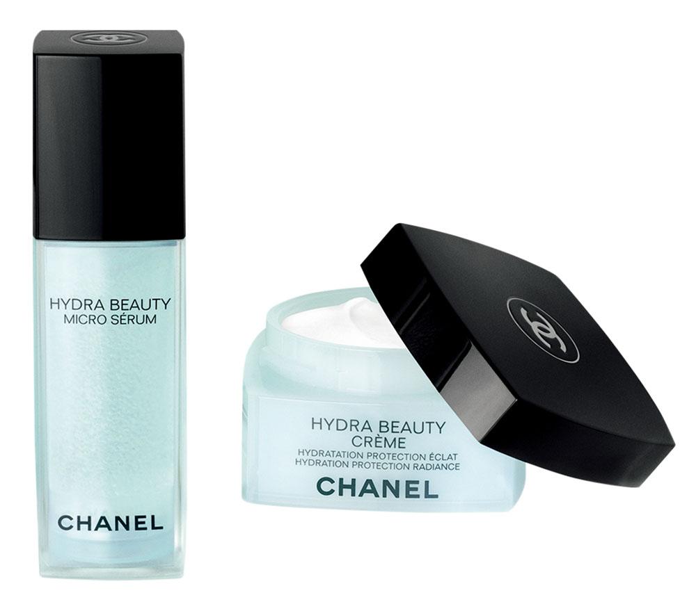 Chanel Hydra Beauty Micro Serum香奈兒保濕精華液 $96/30ml Chanel Hydra Beauty Cream香奈兒保濕乳液 $82/50ml