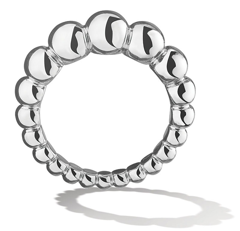 Van Cleef & Arpels Perlée Variation Ring 梵克雅寶戒指 $2,600