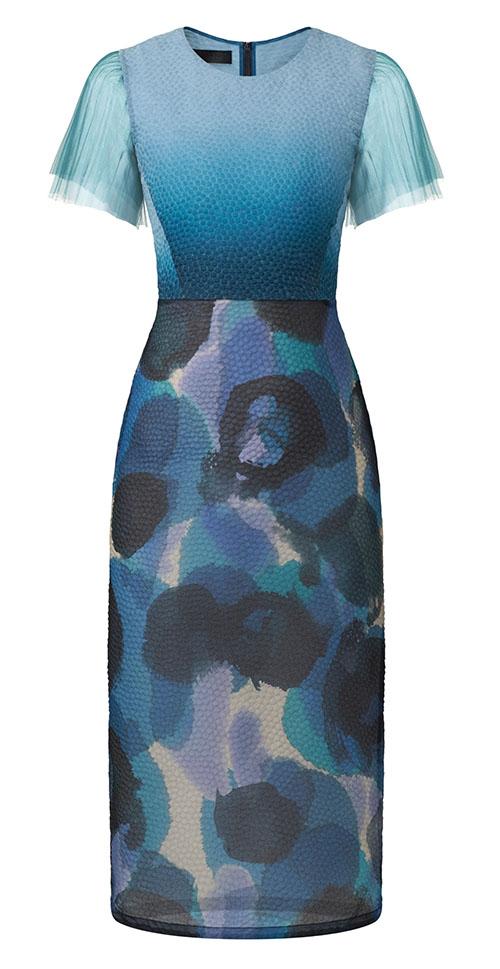 Burberry Dress 巴寶莉印花連衣裙 $3,295