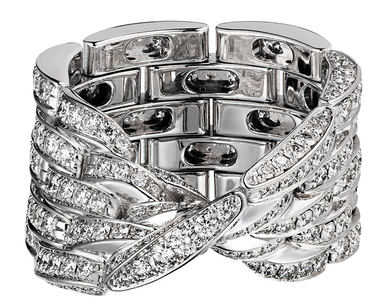 Cartier Maillon Panthère Ring 卡地亞戒指 $42,200