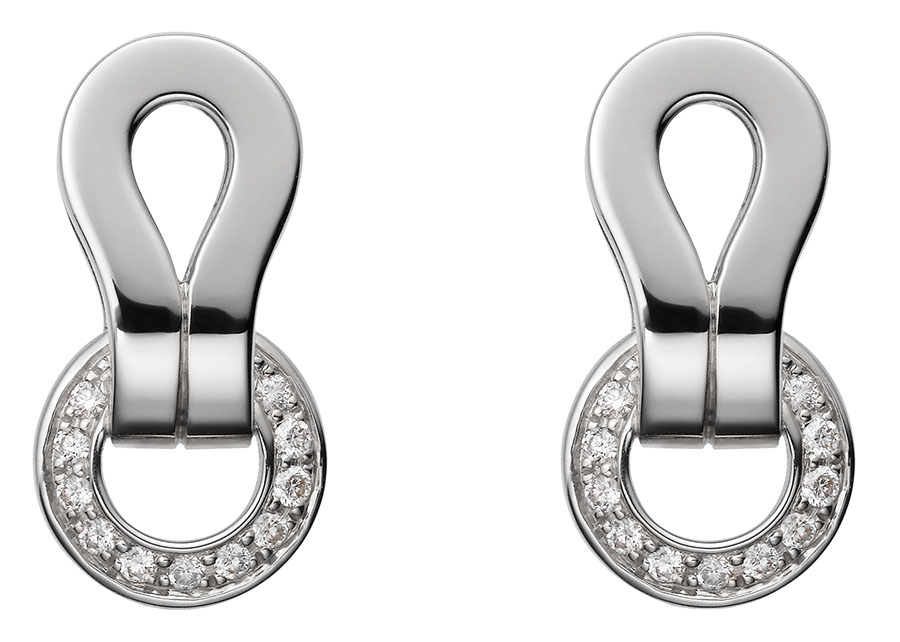 Cartier Agrafe Earrings 卡地亞耳環 $6,000