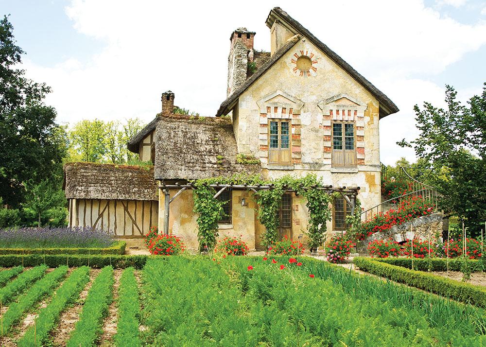 瑪麗皇后的農舍