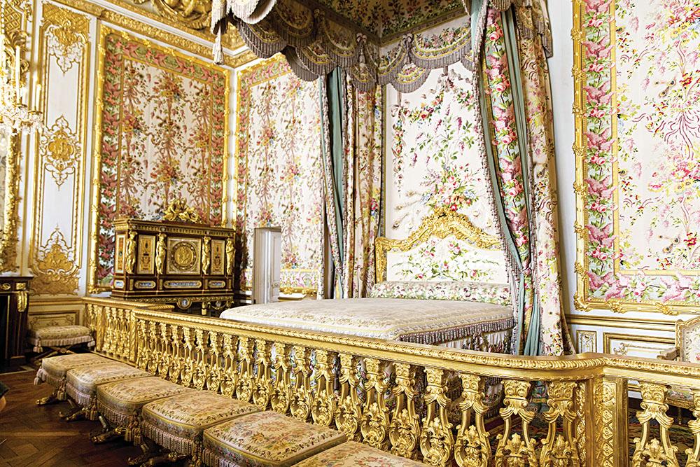 瑪麗皇后臥室