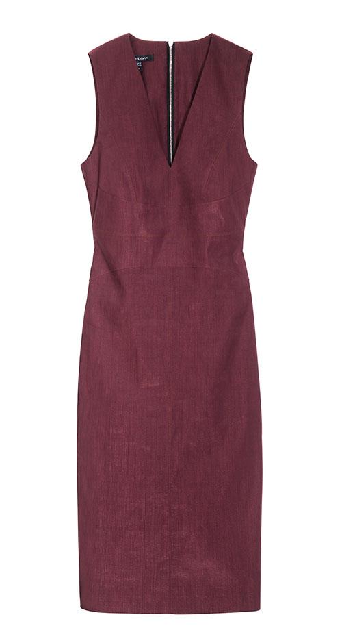 Judith & Charles Rosemead Dress   朱蒂.查爾斯連衣裙 $395