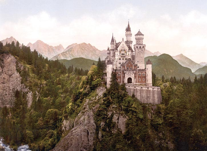 Swan Castle
