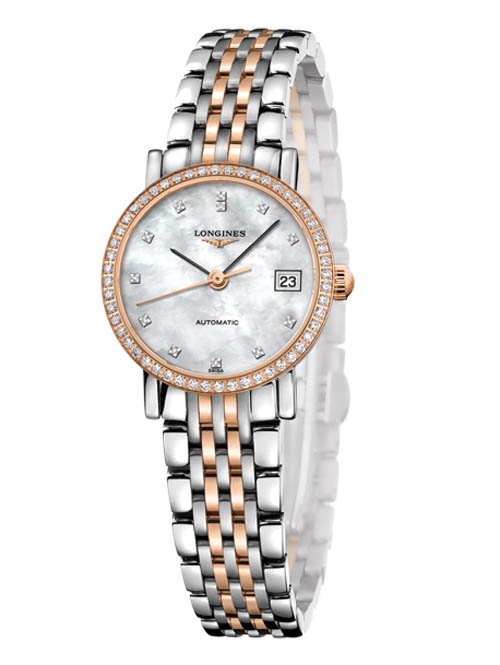 The Longines Elegant Collection    浪琴腕錶 $4,650  At  Calgary Jewellery
