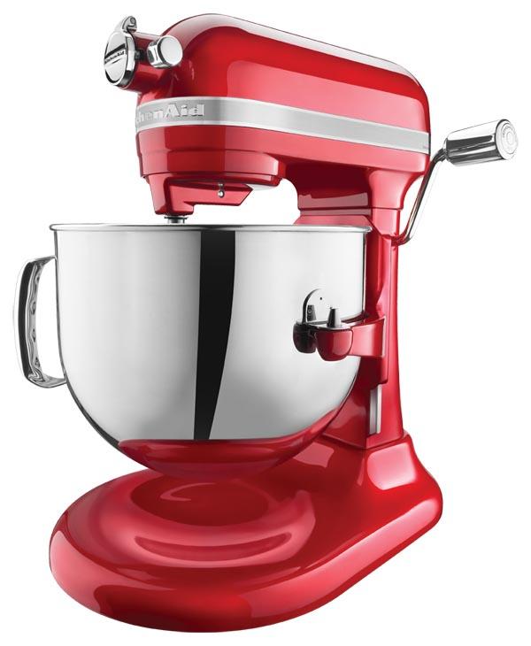 KitchenAid Pro Line Series 7-Qt Bowl Lift Stand Mixer, $599.99 7夸脫(約6.6升)食材攪拌器  kitchenaid.ca , 800 807 6777