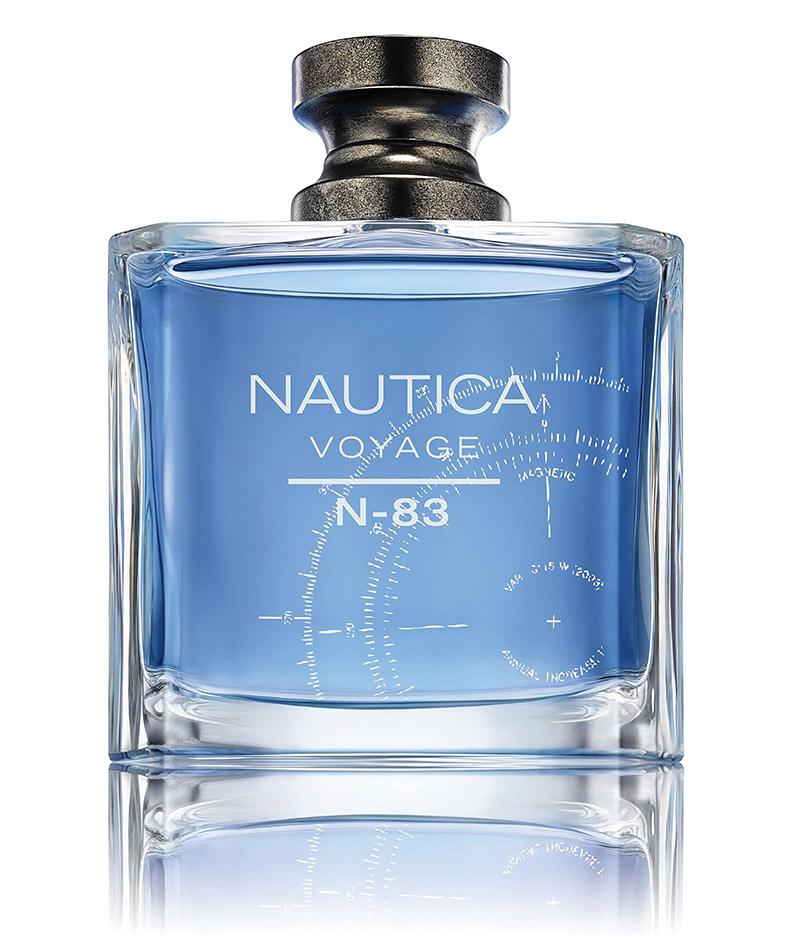 Nautica Voyage N-83 Eau de Toilette Spray100ml 諾蒂卡航海83號男士淡香水 $75
