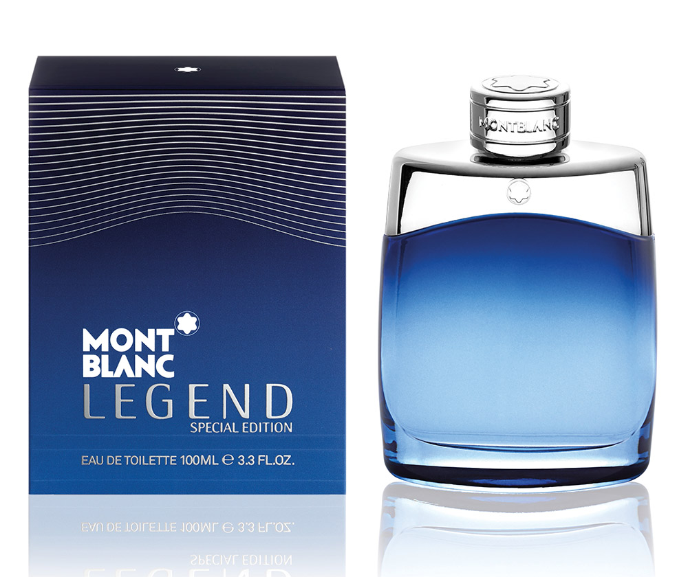 Mont Blanc Legend Special Edition Eau de Toilette 100ml 萬寶龍香水樂園男士淡香水 $68